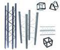 方管折叠桁架